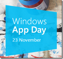 Windows App Day November 23 2012 Antwerp Belgium